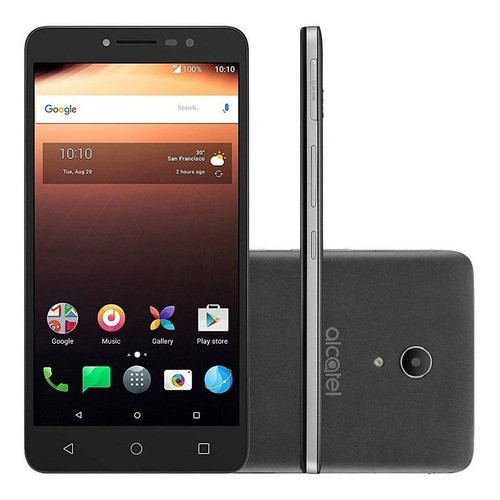Smartphone Alcatel A3 Xl Max, Preto, Tela De 6', 32gb, 8mp