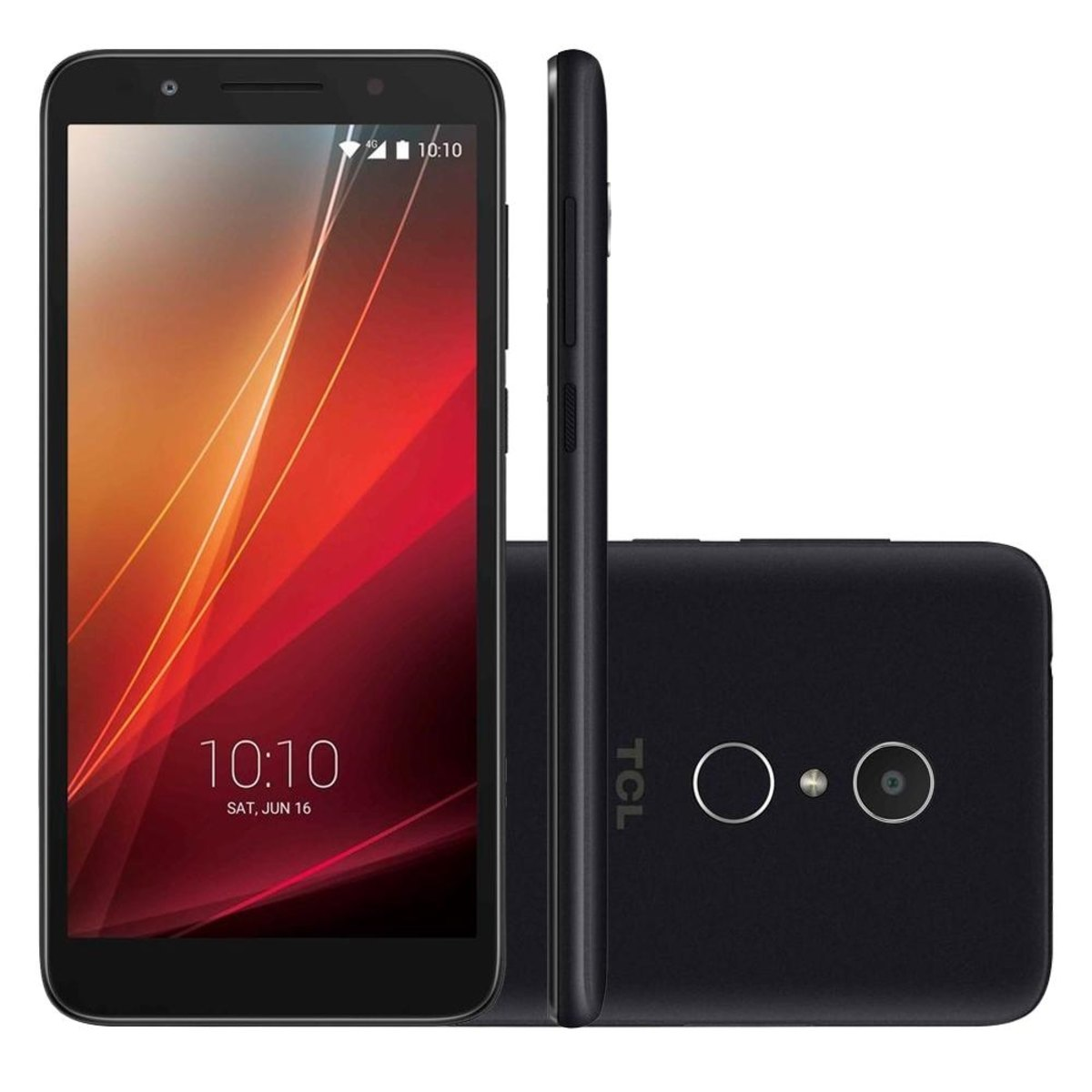Smartphone Tcl L9 Plus Preto, 5.5 4g+wifi Android Pie 8mp 5101J