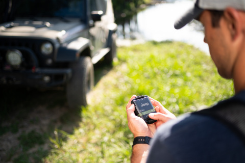 Rastreador Via Satélite Gen4 Jeep Edition - Localizador Gps Satelital (Spot)
