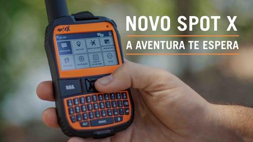 Spot X Comunicador Satelital Bidirecional Com Bluetooth