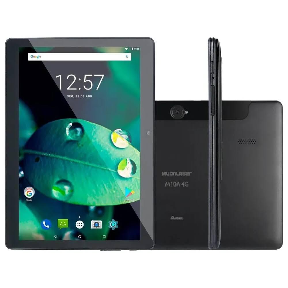 Tablet M10 4g 10 Quadcore 16gb 2gb Ram Bluetooth Wi-fi NB336