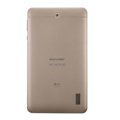 Tablet M7 3g Plus Dourado Nb991
