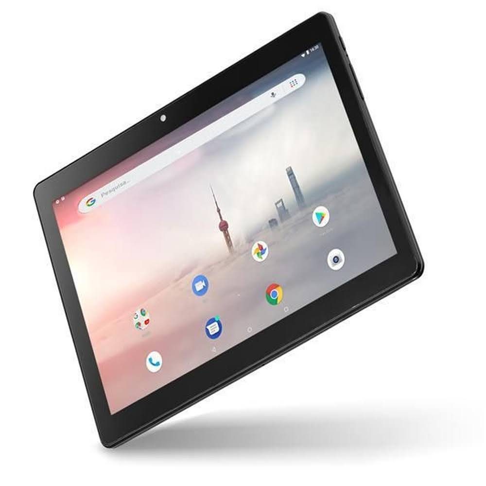 Tablet Multilaser M10A 3G Android 9 Pie 32 GB Dual Câmera 10 Polegadas Quad Core Preto - NB331