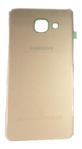 Tampa Traseira Samsung Galaxy A5 2016 Sm-a510m/ds Gold