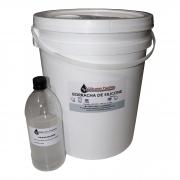 Borracha de Silicone para Artesanato e Moldes (BRANCO / Shore18) - 20Kg / 600g