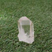Cristal Quartzo transparente 109g - Semi Lapidado