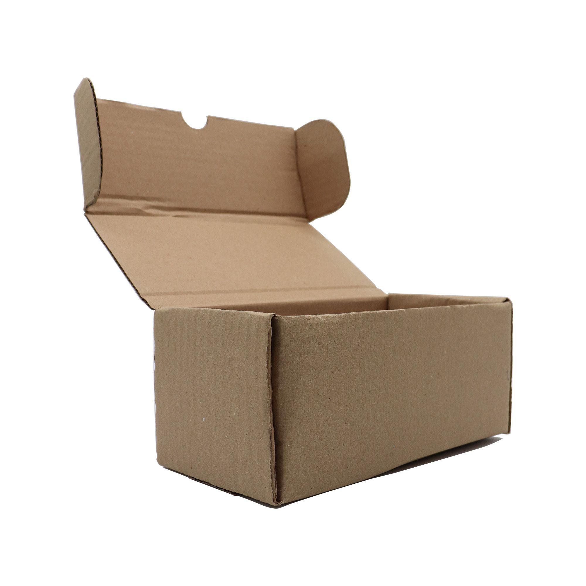 Caixa de Papelão Montável de medida 9x20x10