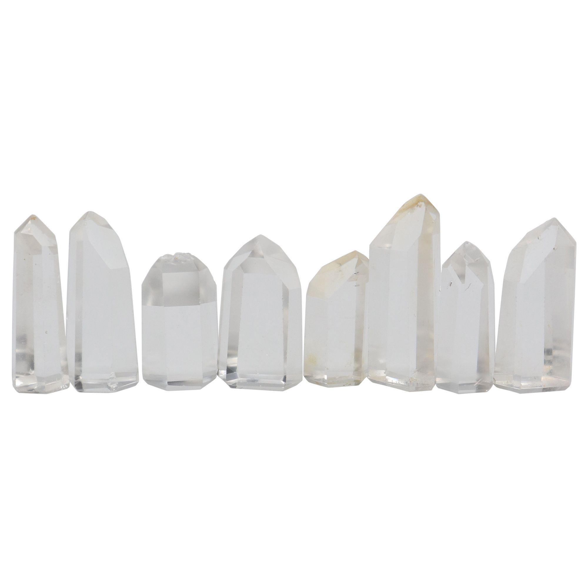 Cristal Quartzo 12 à 25g - Polido