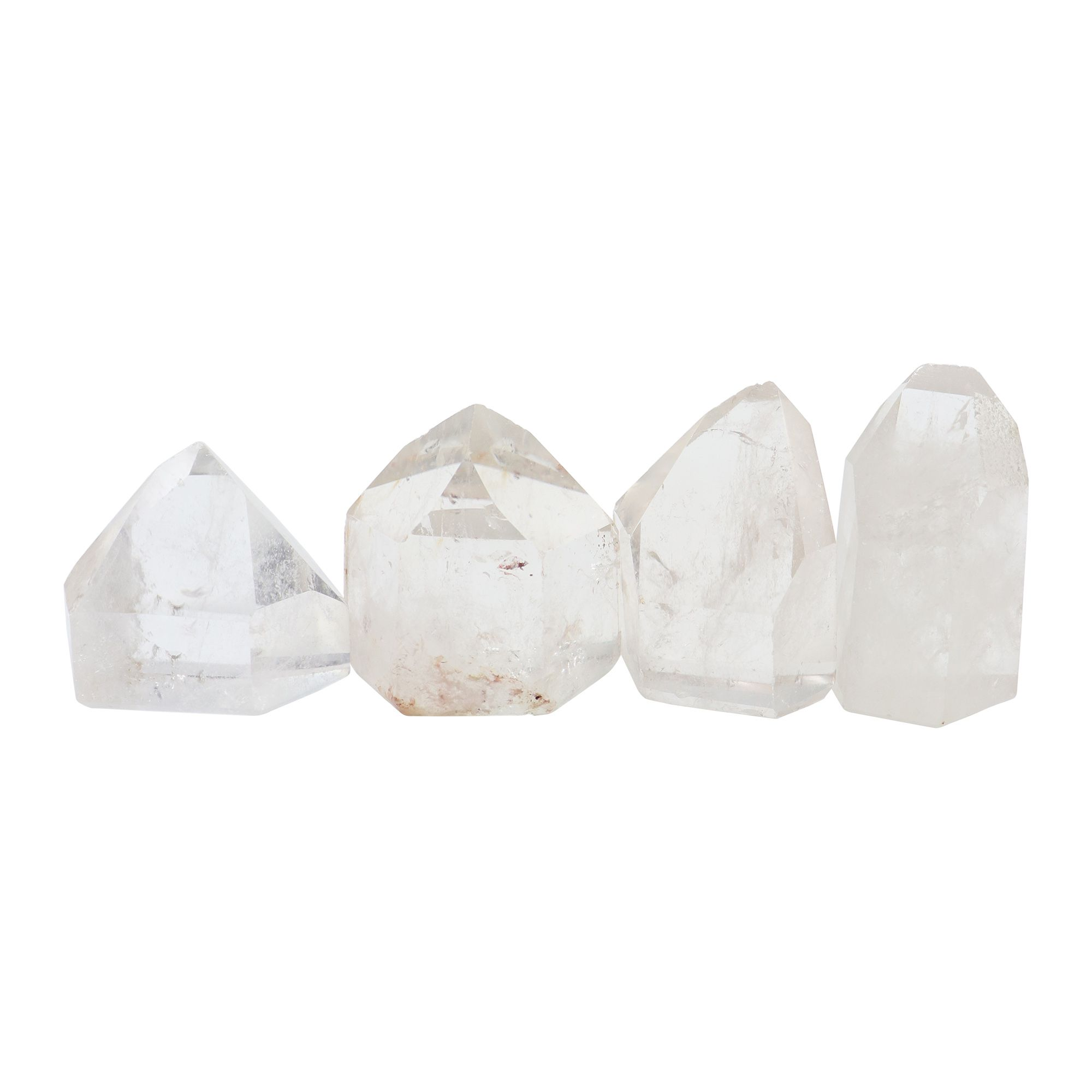 Cristal Quartzo 60 à 97g - Polido