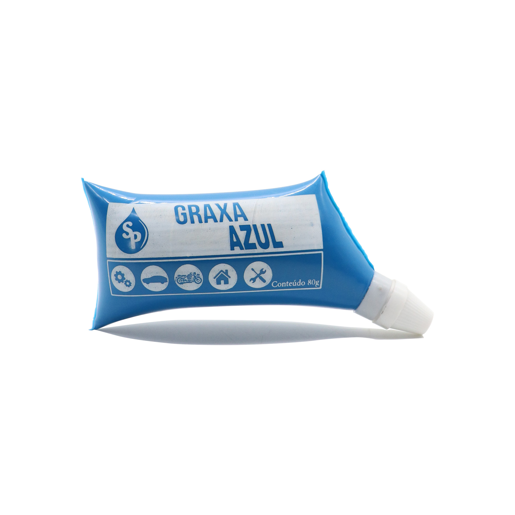 Graxa Azul 80g