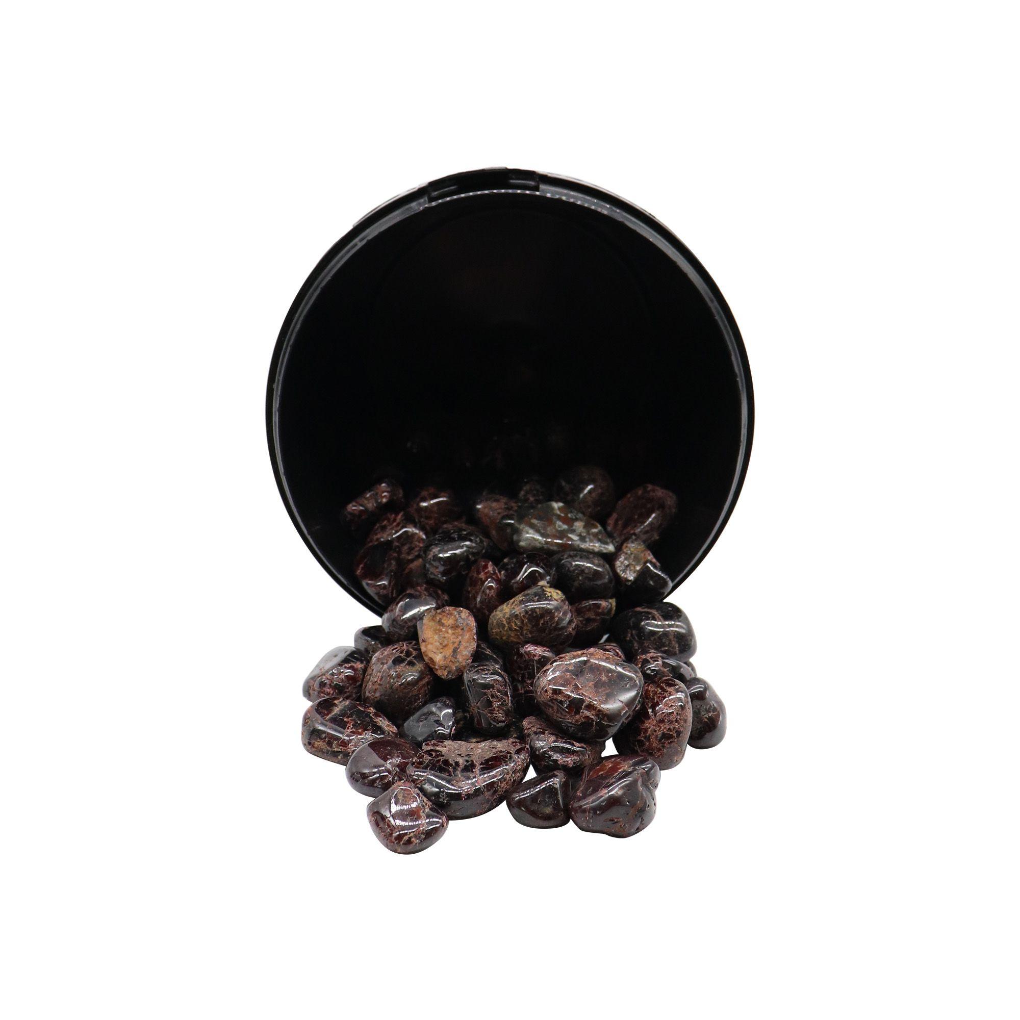 Kit com 5 pedras Granada ~ 7 à 25g