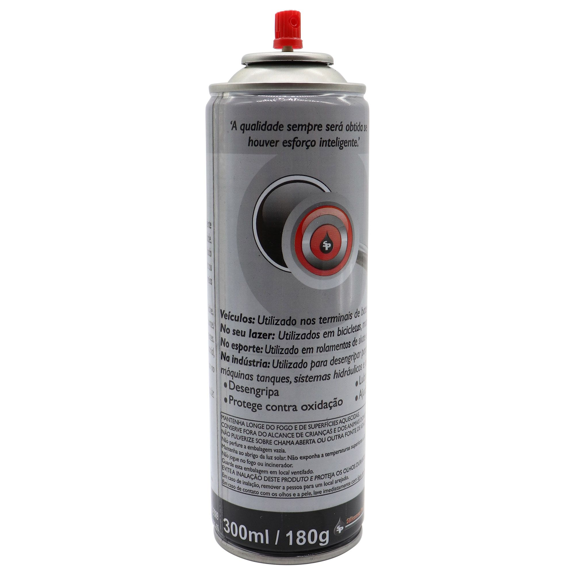 Lubrificante Multiuso (desengripante) 300g/180ml
