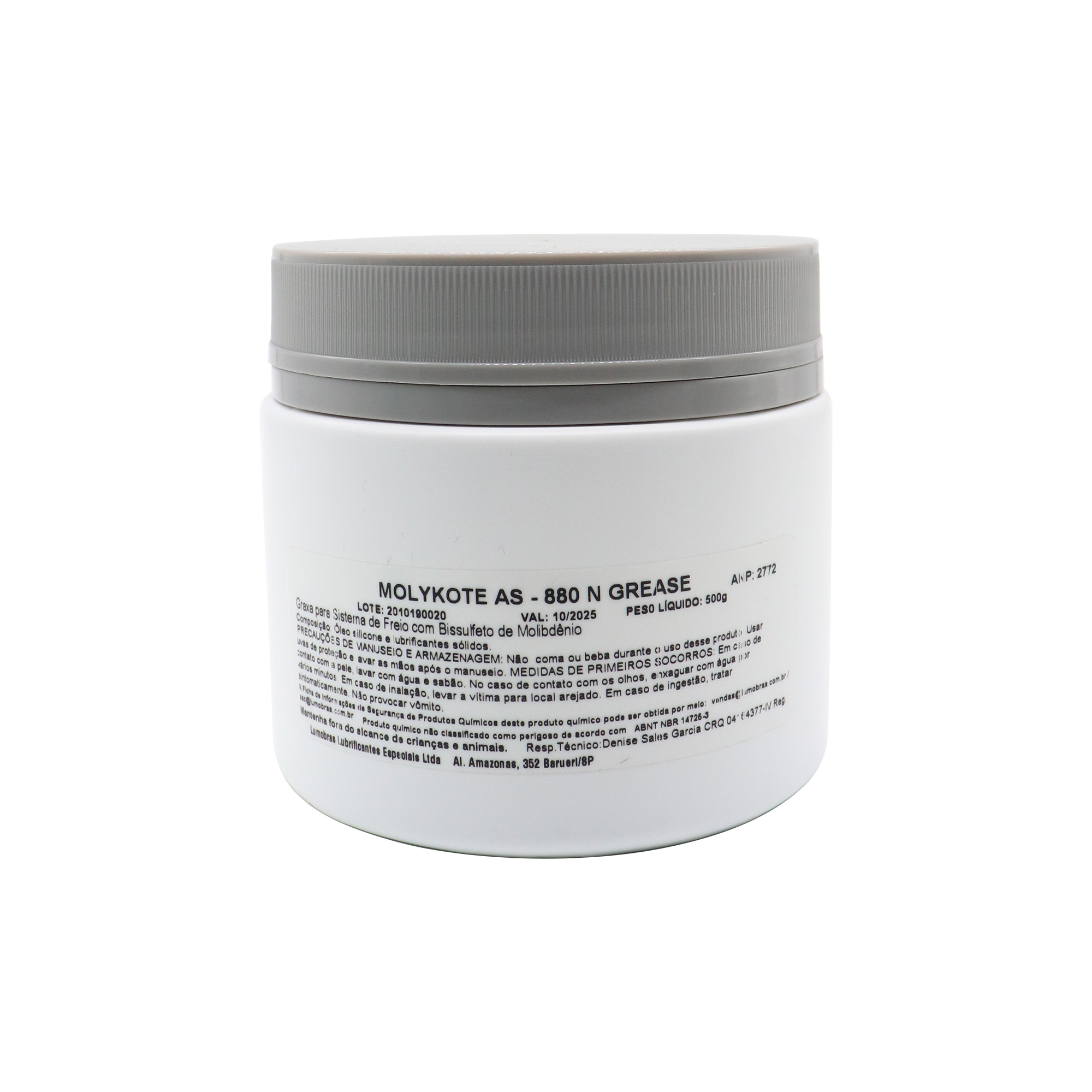 Molykote AS-880 N Grease 500g
