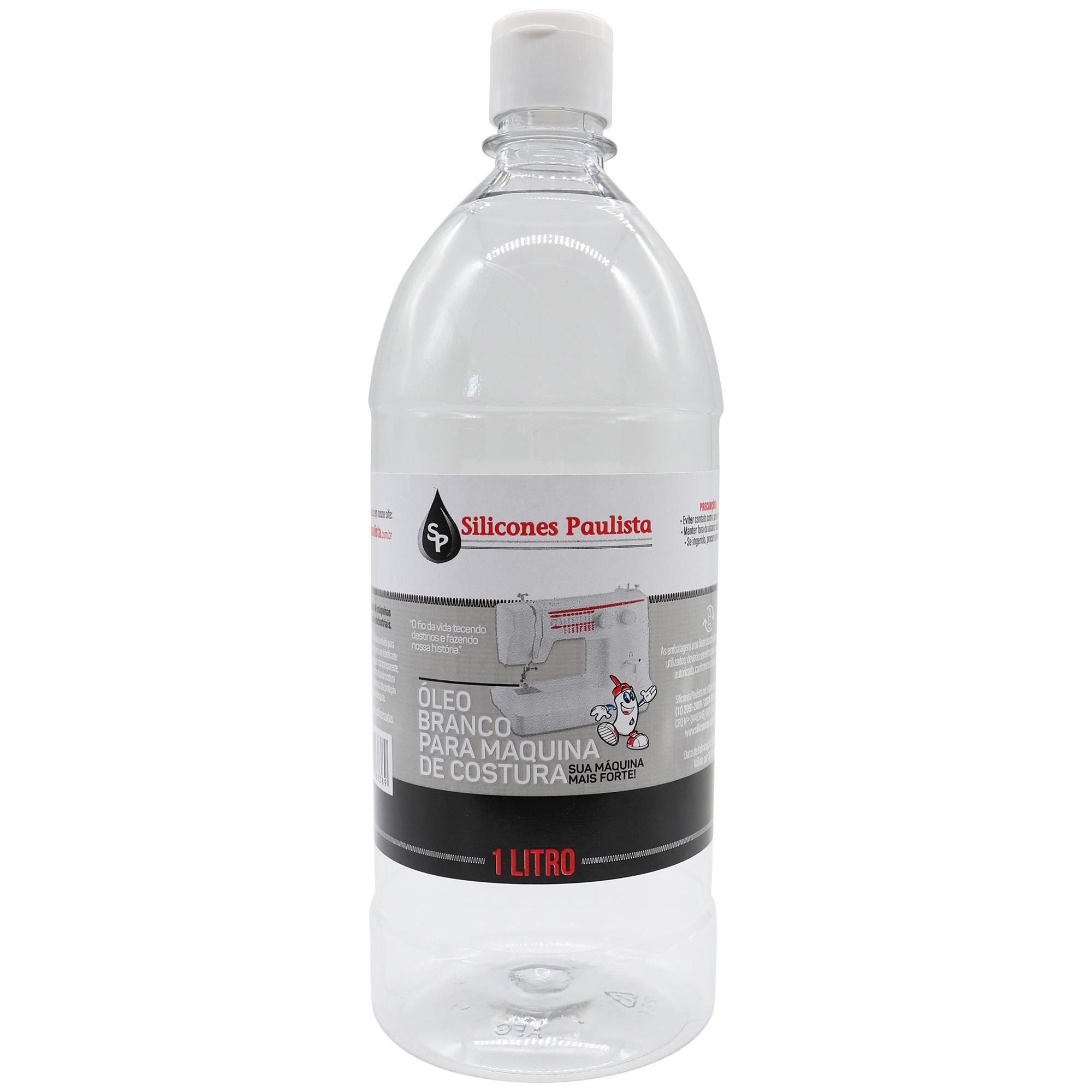 Óleo Mineral Branco 1L (PET)