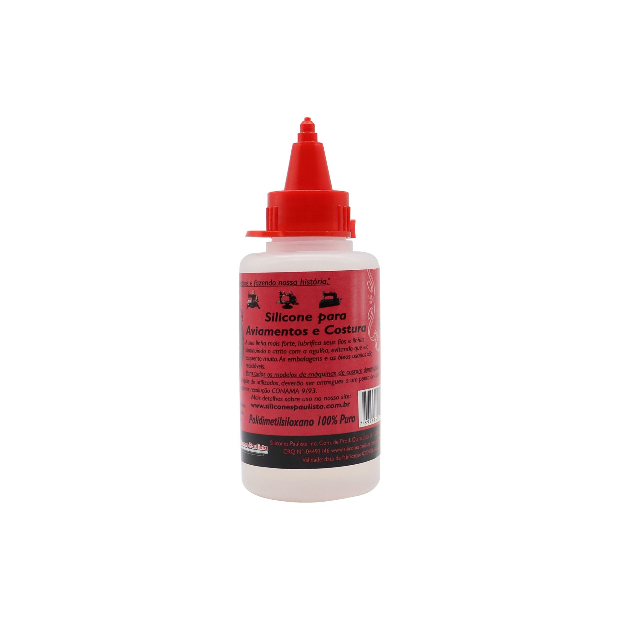 Silicone para Aviamentos e Costura 100ml