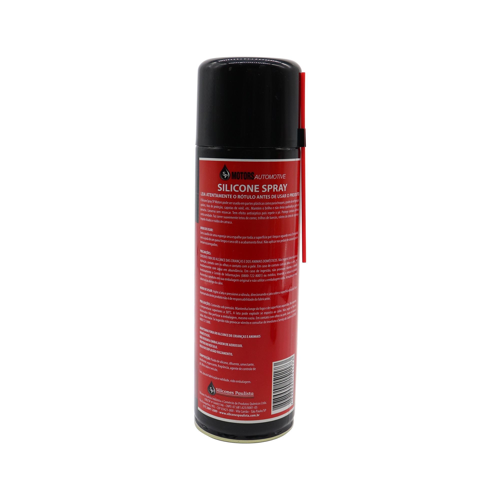 Spray de Silicone Automotivo 300ml / 180g