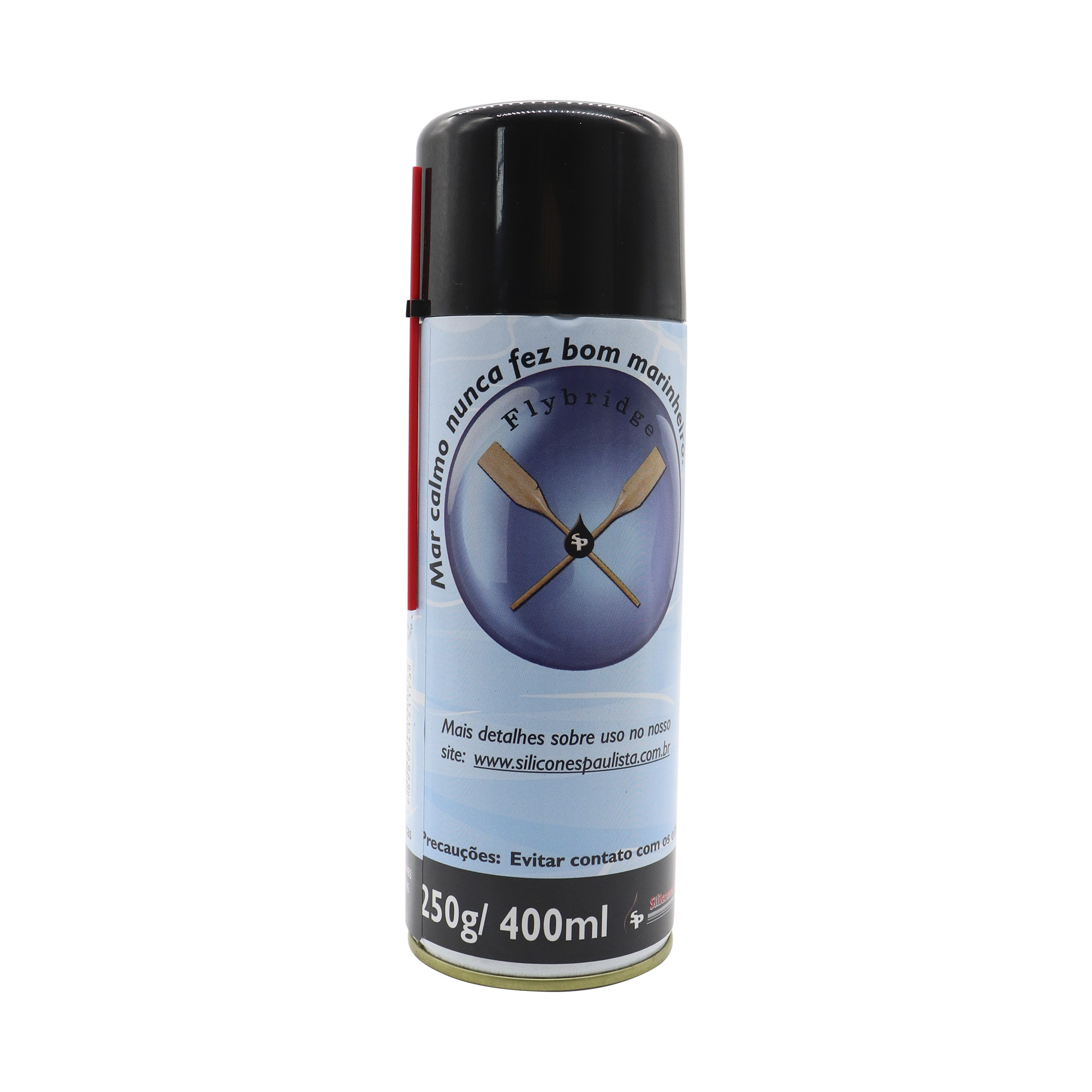Spray de Silicone Náutico 400ml/250g