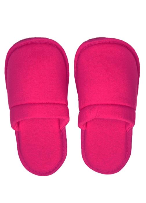 001/R - Pantufa Adulto Feminino Pink