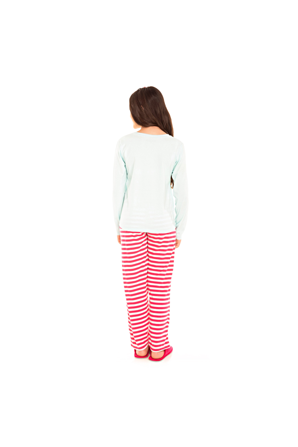 209/B - Pijama Juvenil Feminino Togheher  We  Are Better