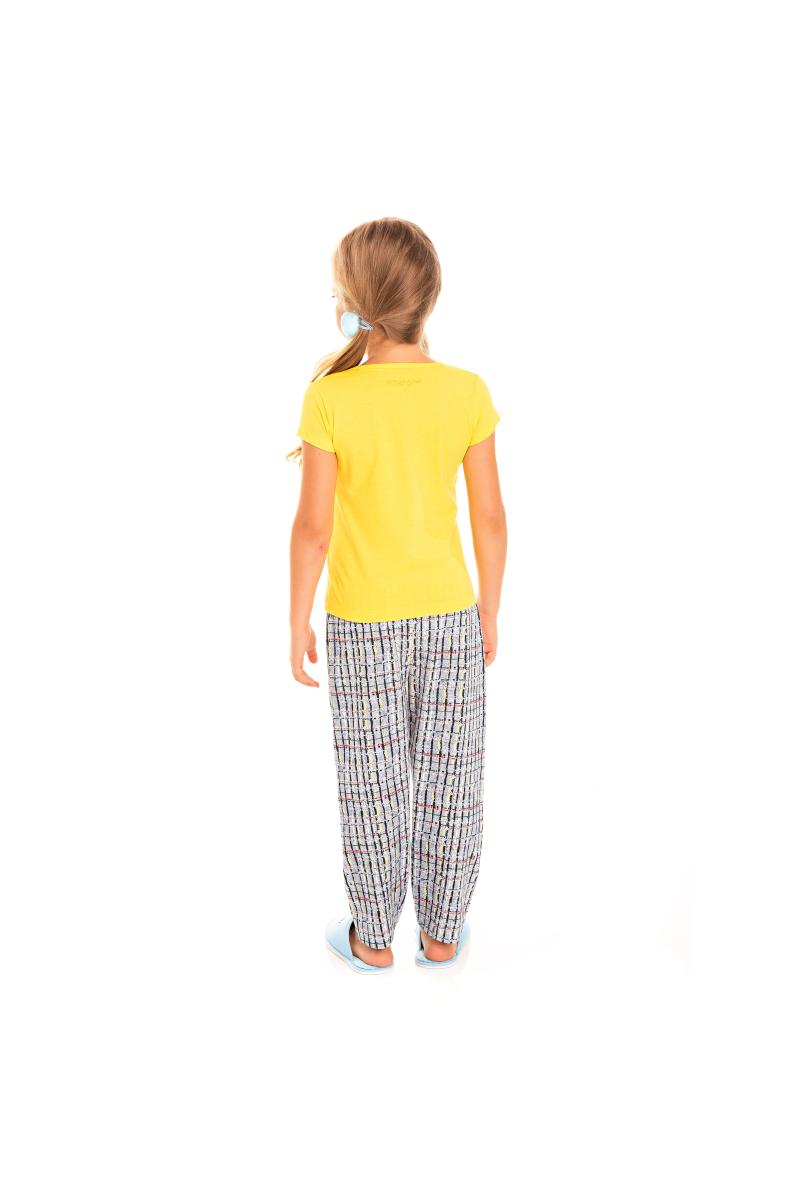 216/C - Pijama Infantil Feminino I Love Pug