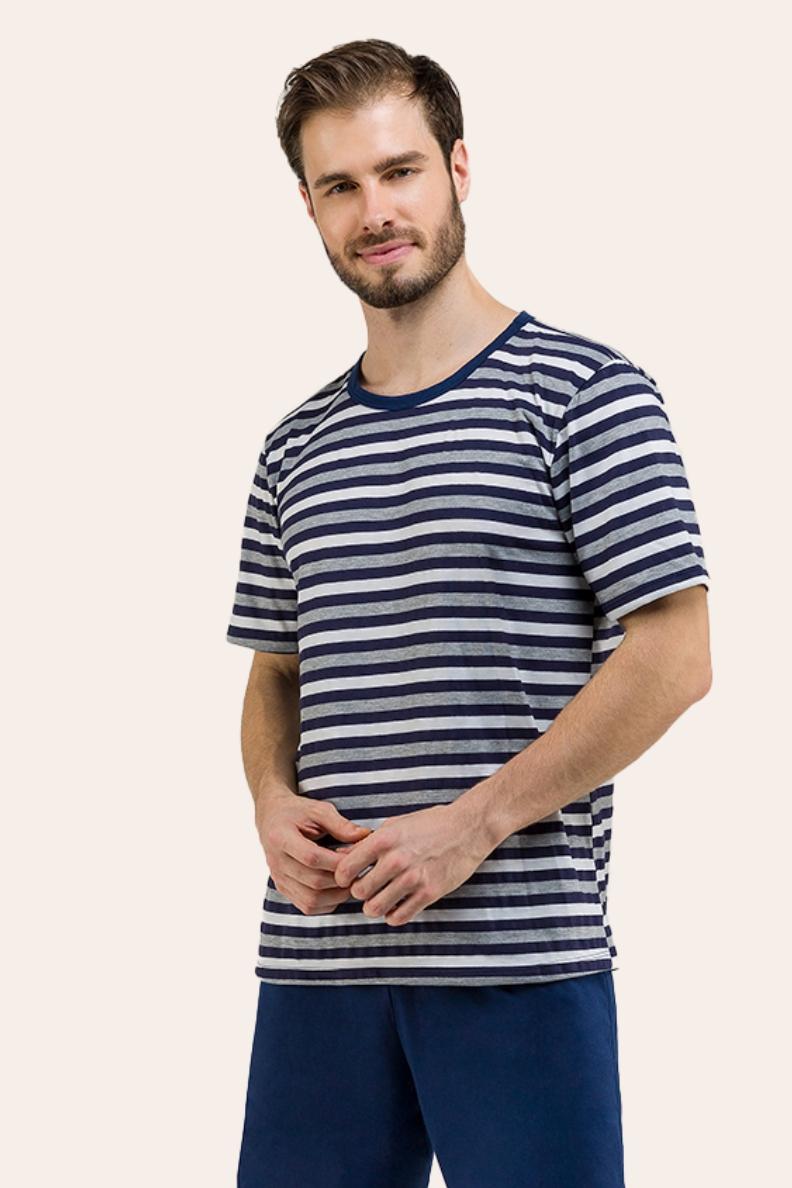 010/D - Pijama Adulto Masculino Curto