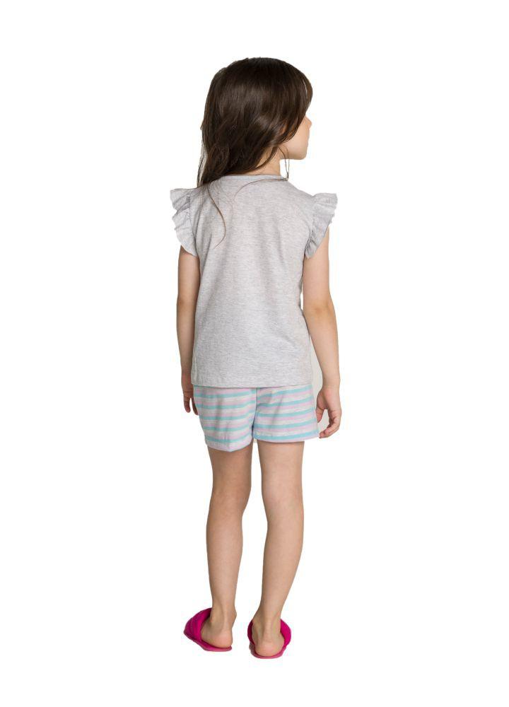 039/C - Short Doll Infantil Mermaid Interativo