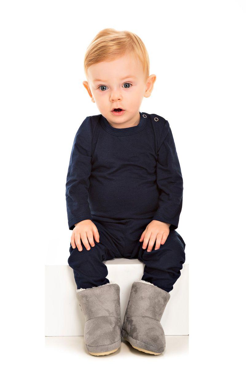 012/B - Conjunto Bebê Masculino Body e Calça