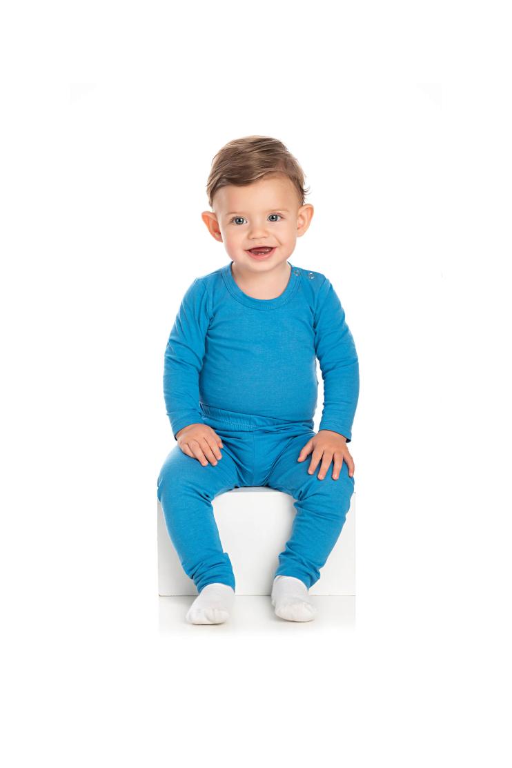 012/B - Body Bebê Masculino