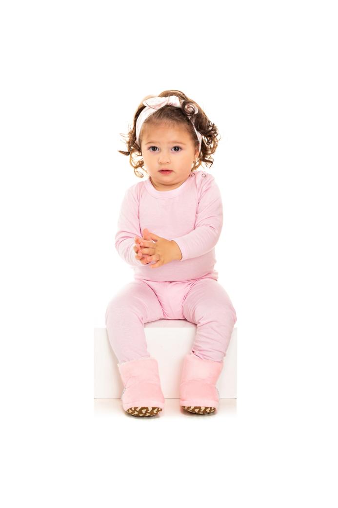 200/D - Body Bebê Feminino