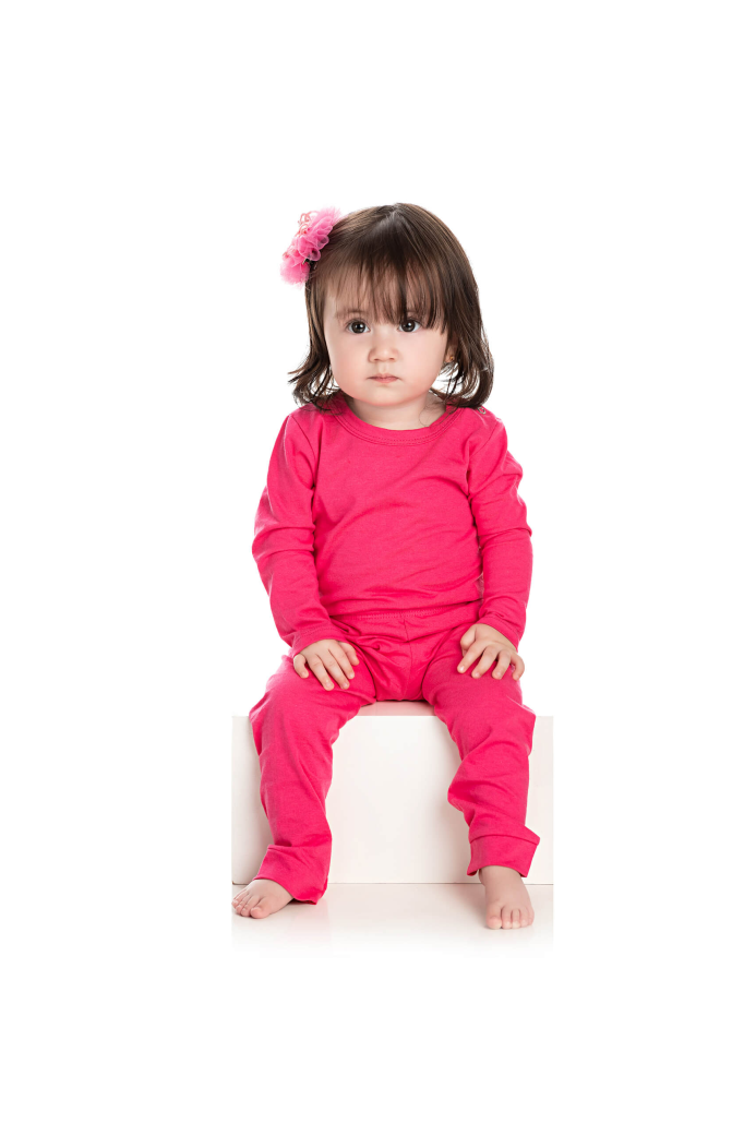 012/C - Body Bebê Feminino