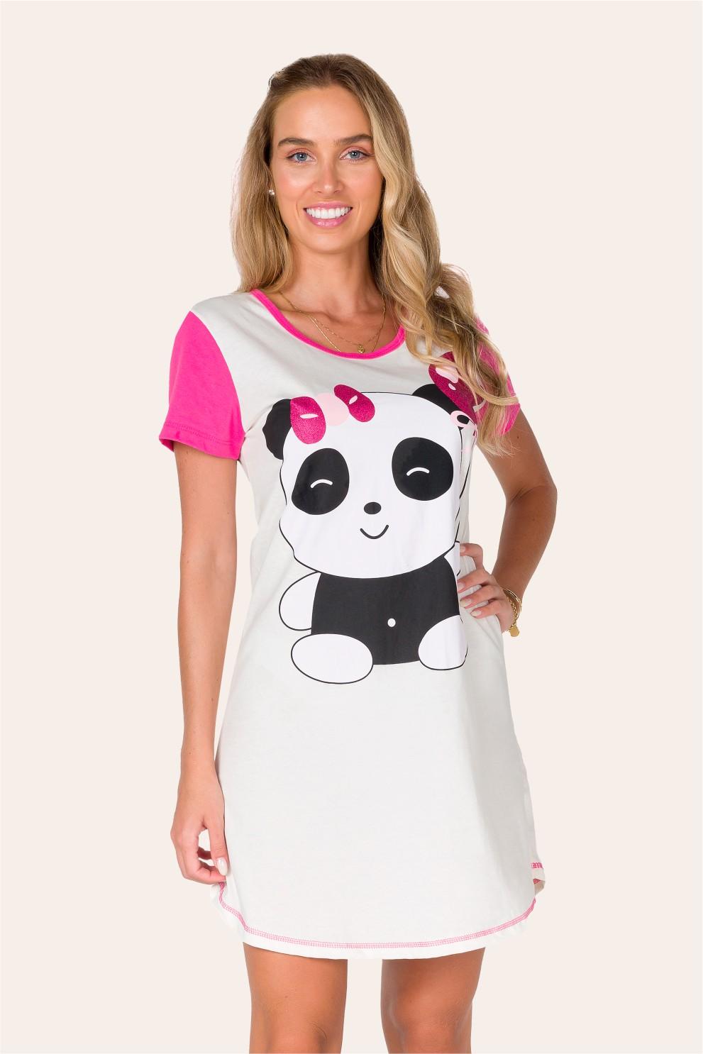033/A - Camisola Adulto Panda