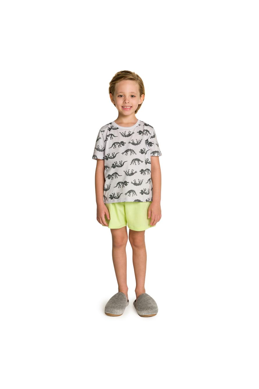 215/B- Pijama Infantil Masculino Dino