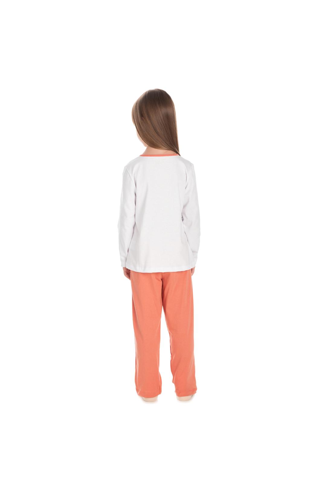 220/D - Pijama Infantil Feminino Urso