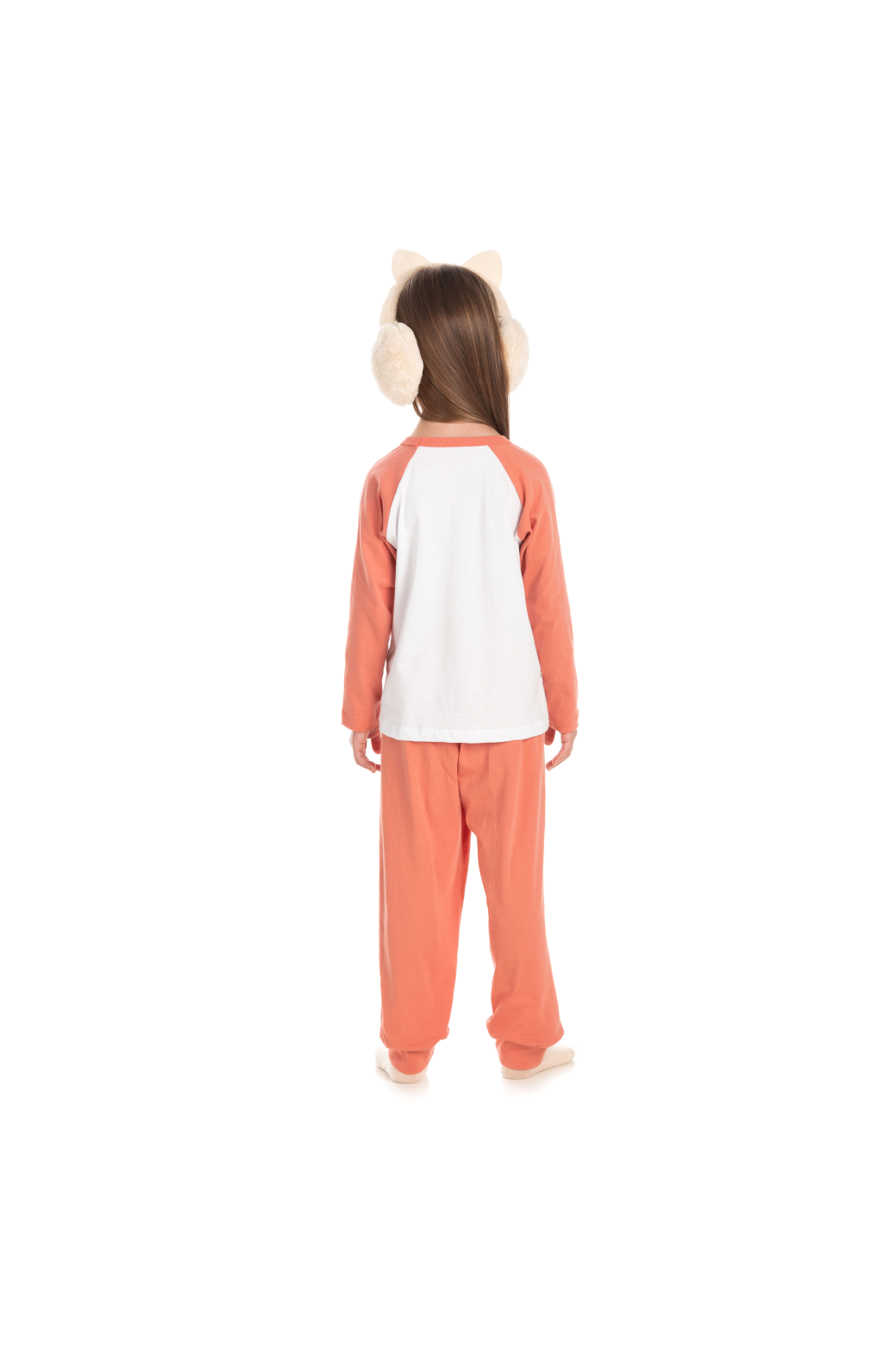 218/A - Pijama Infantil Feminino Bear Child