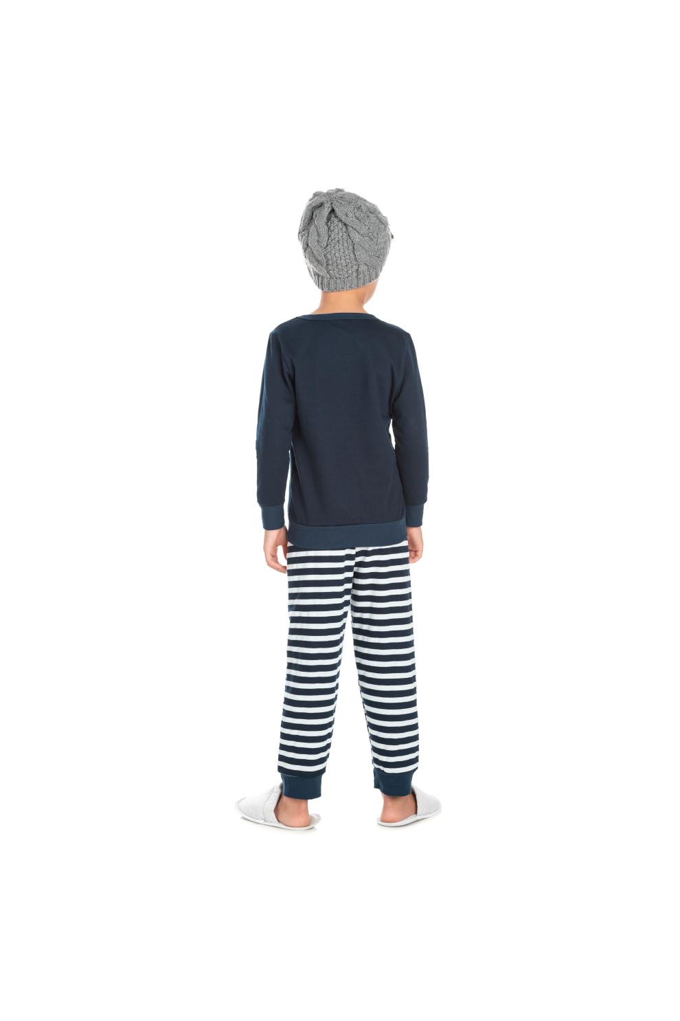 223/B - Pijama Infantil Masculino Cool Bear
