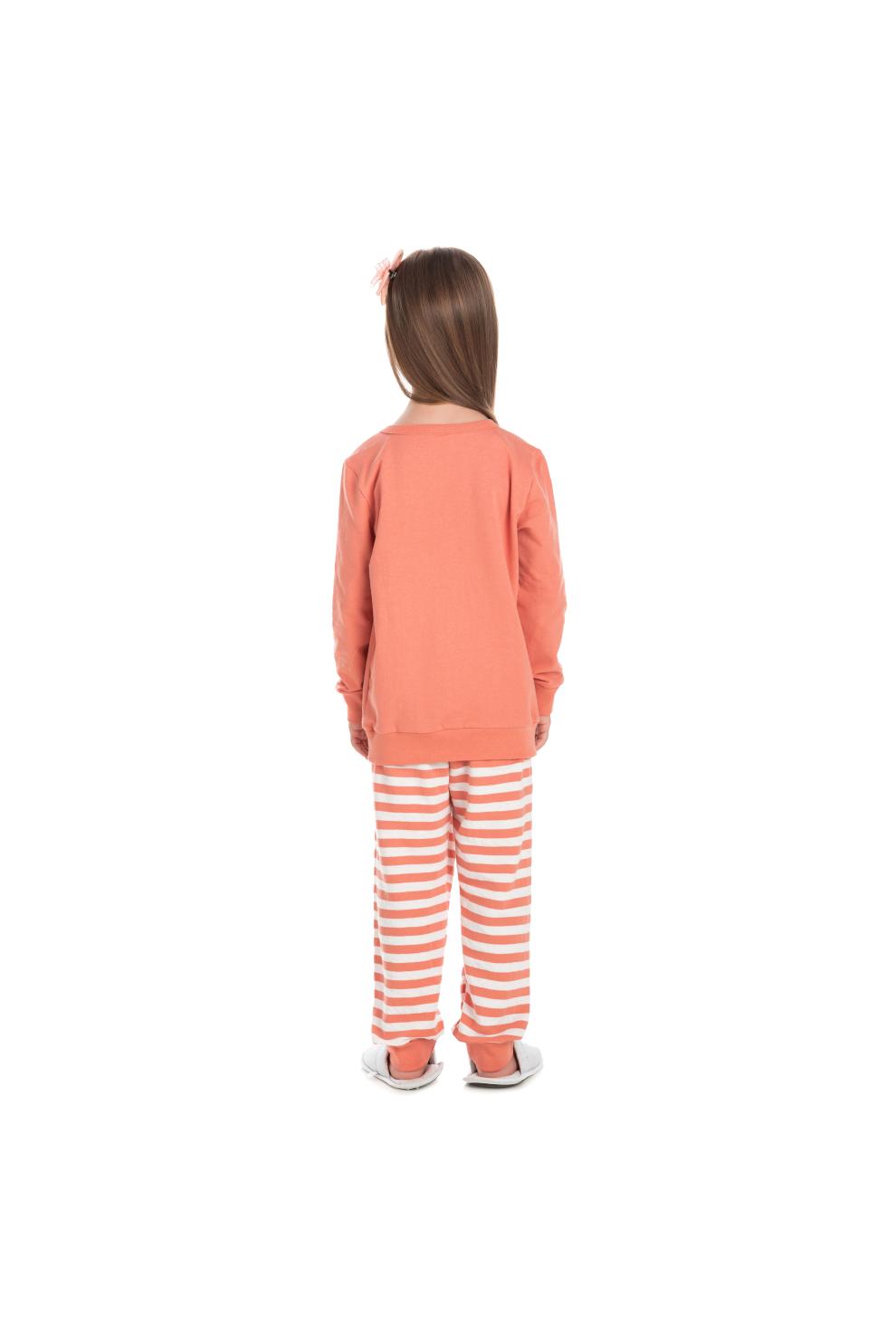 220/B - Pijama Infantil Feminino Cool Bear