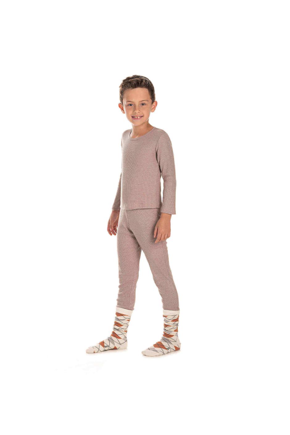 204/D - Calça Infantil Unissex Underwear