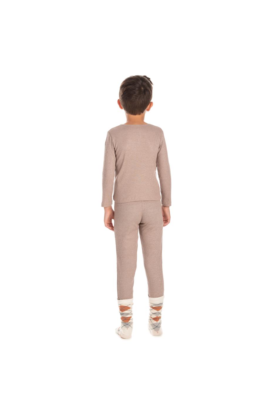 100/A - Calça Infantil Unissex Underwear