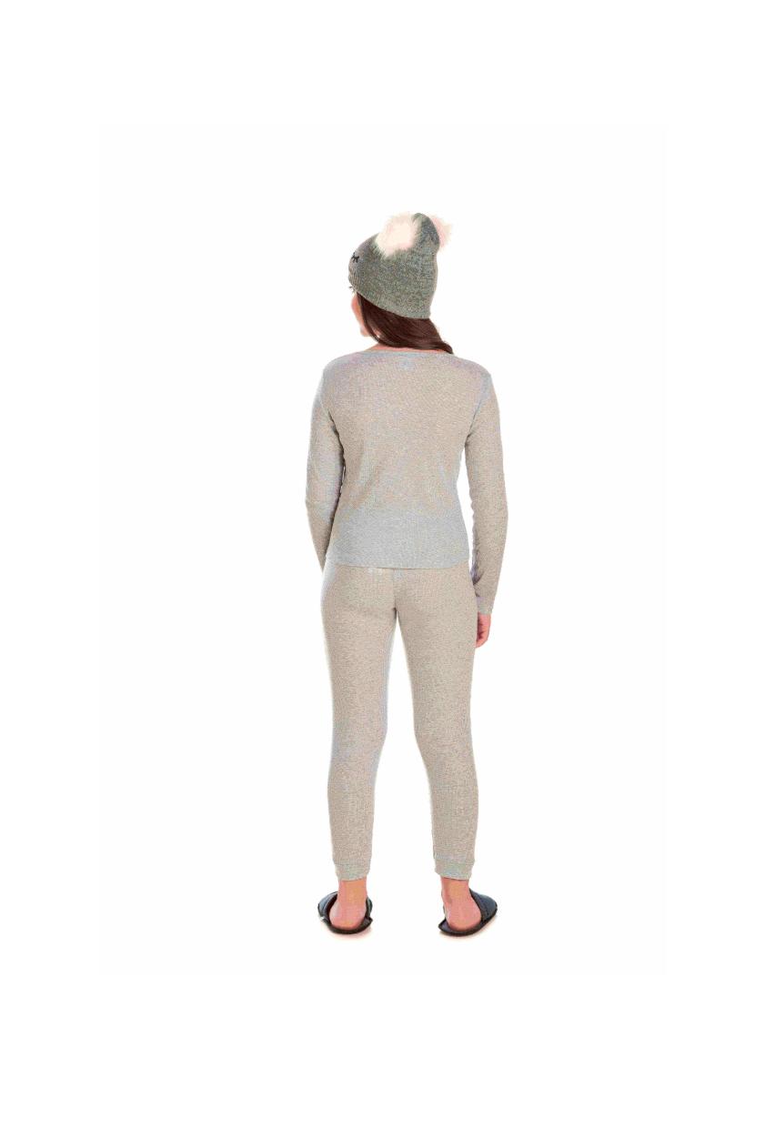 206/D - Blusa Juvenil Unissex Underwear