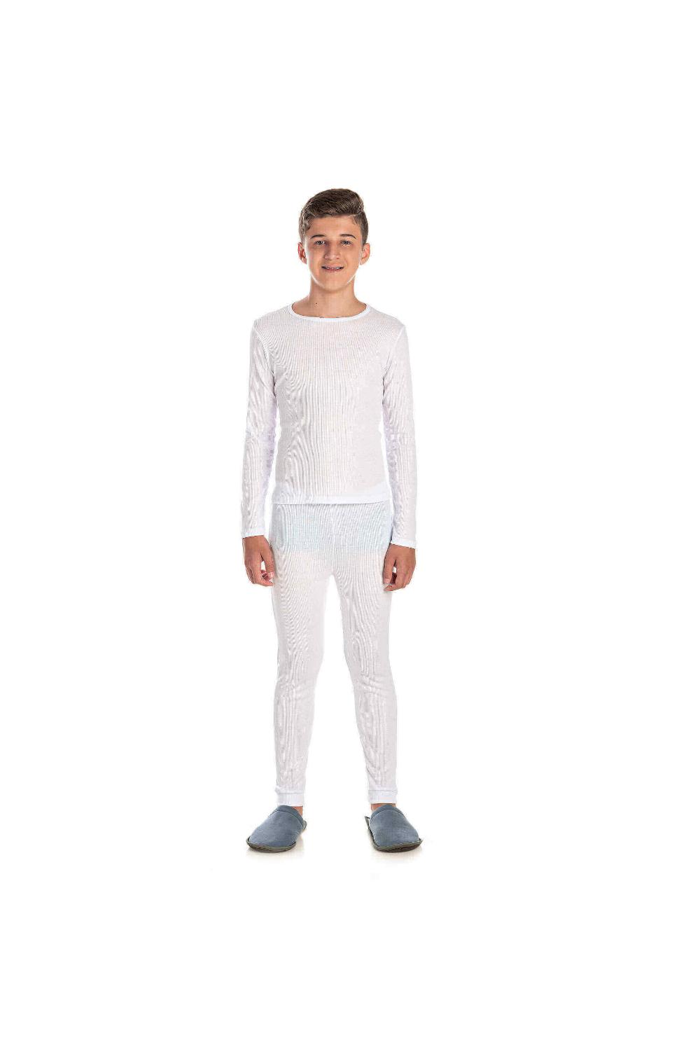 204/B - Calça Infanto Juvenil Unissex Underwear