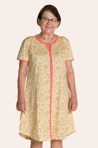 043/D - Camisola Adulto Estampa Rotativa de Margarida