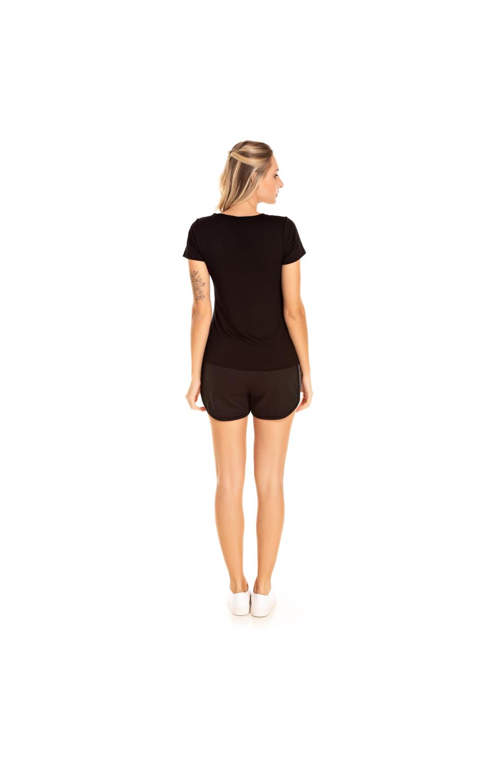 051/D -  Shorts Feminino Moletom