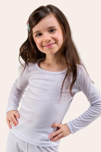 130/A -  Blusa Infantil Unissex Underwear