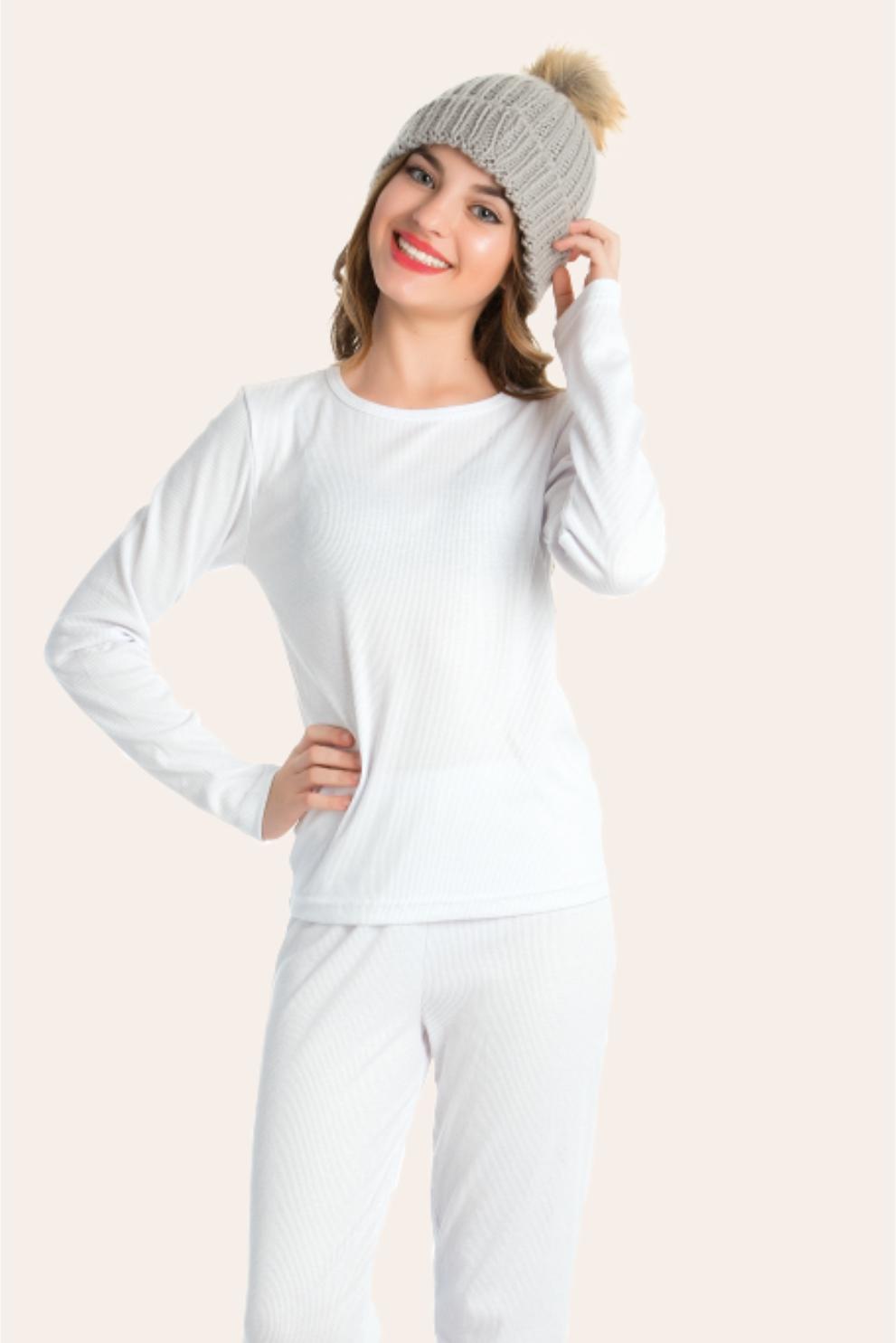 144/D- Blusa Infanto Juvenil Unissex Underwear