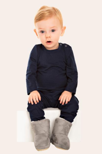 206/A - Conjunto Bebê Masculino Body E Calça