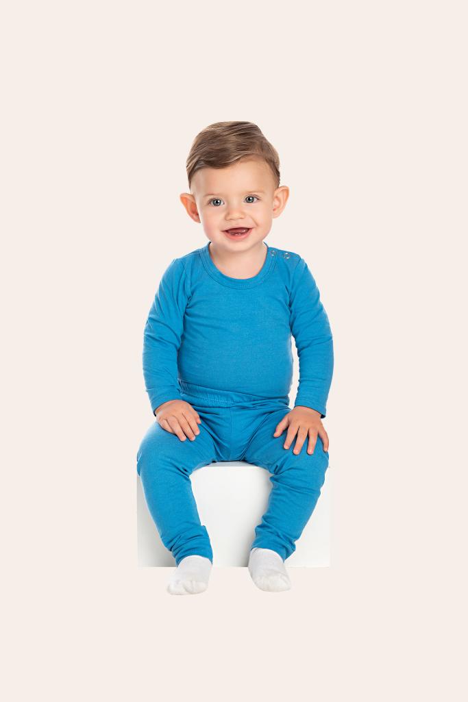 200/F - Body Bebê Masculino