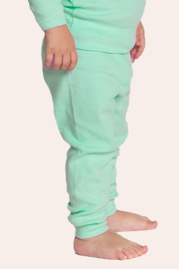 250/A- Calça  Bebê  Ribana