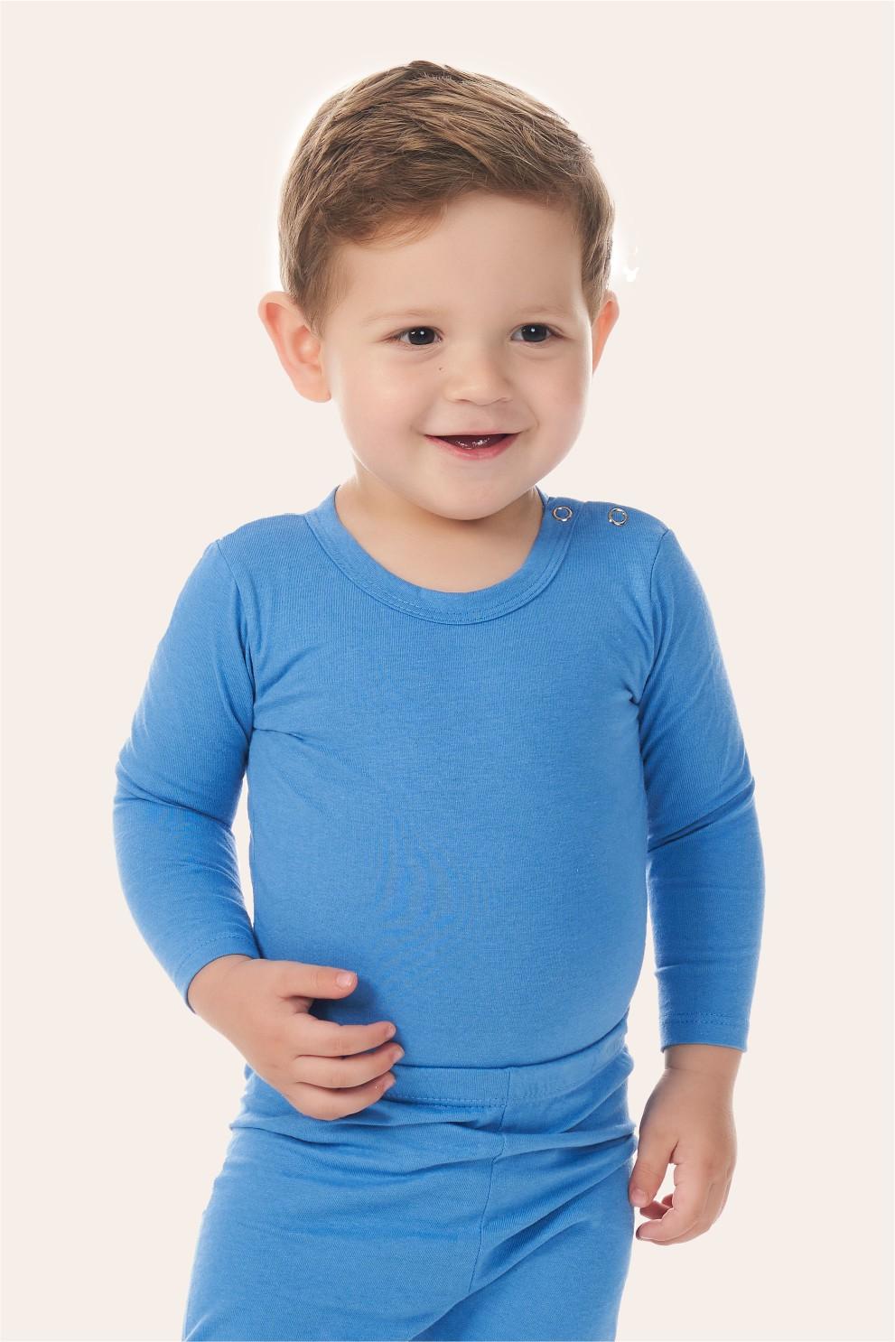 250/E - Conjunto Bebê Masculino Body E Calça