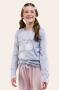 032/B - Pijama Juvenil Feminino I AM RELAX