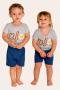003/G - Bebê Unissex Best Family Ombro Transpassado